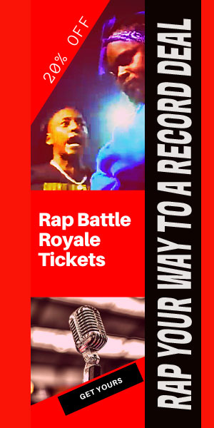 Discounts on Rap Battle Tickets